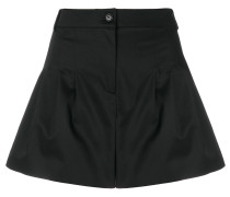 wide tailored shorts