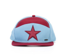 'Cimossy' Baseballkappe - men - Baumwolle - S