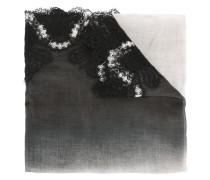 Schal mit Spitzenborten - women