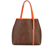 Handtasche mit Paisley-Muster