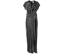 Wren sequin-embellished gown