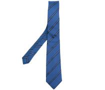 jacquard stripe tie