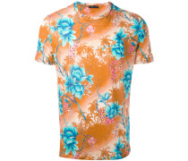 - T-Shirt mit floralem Print - men