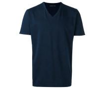 - T-Shirt mit V-Ausschnitt - men - Baumwolle - S