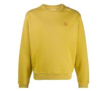 Sweatshirt mit Tiger-Patch