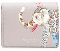 elephant print coin purse