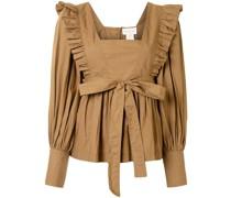 'Chestnut' Bluse