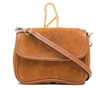 Bestickte Handtasche