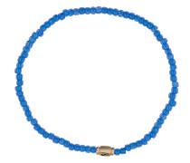 Small Horus Eye Barrel beaded bracelet