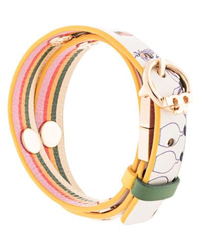 reversible double wrap bracelet