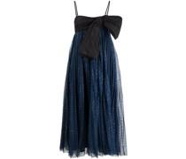 Kleid im Glitter-Look