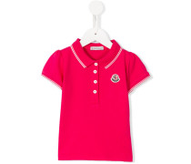 'Amy' Poloshirt - kids - Baumwolle/Elastan - 2