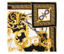 Schal mit Barocco-Print