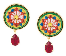 decorative clip-on earrings