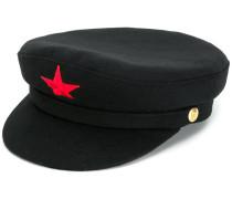 star detail officer's cap