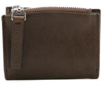 Portemonnaie mit Reißverschlussfach