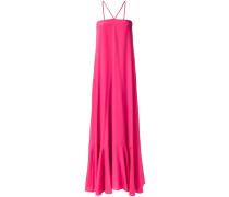 - long silk dress - women - Seide - M