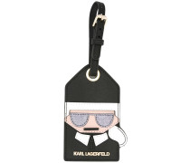 Kocktail luggage tag