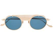 Sonnenbrille mit perforiertem Gestell
