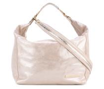 'Allegra' Metallic-Handtasche