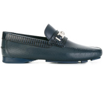 Loafer mit Medusa - men - Leder/rubber - 40.5