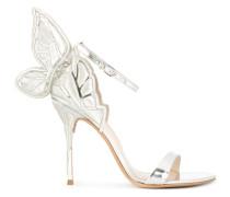 Sandalen im Schmetterling-Design