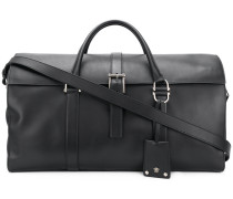 buckled holdall