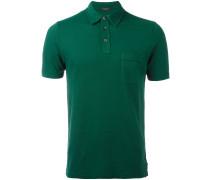 Poloshirt mit Brusttasche - men - Baumwolle - S