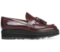 Loafer mit Plateausohle