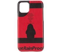 'NotRainProof' iPhone 11 Pro-Hülle