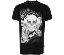 """T-Shirt mit """"Skull""""-Print"""