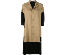 Asymmetrische Oversized-Jacke