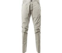 Hose mit eng zulaufendem Bein - men - Baumwolle