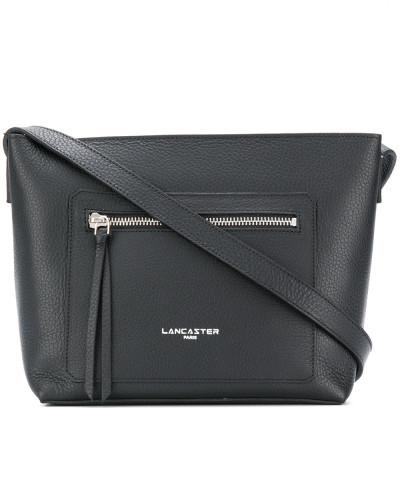Lancaster Damen zip pocket shoulder bag