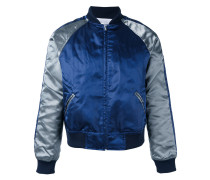 Bomberjacke im Metallic-Look - men
