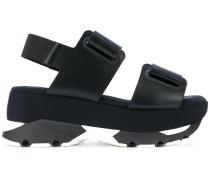 Sandalen mit Klettverschlussriemen - Unavailable