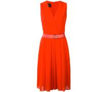 - Kleid mit gewickelter Front - women