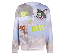 "Pullover mit ""Tom & Jerry""-Print"