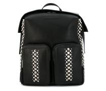 'Lennox' studded backpack - men