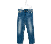 Weite 'Page' Jeans - kids