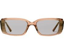 Eckige 'Deus' Sonnenbrille