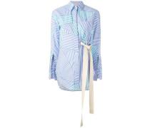 'Payton' Bluse mit Gürtel