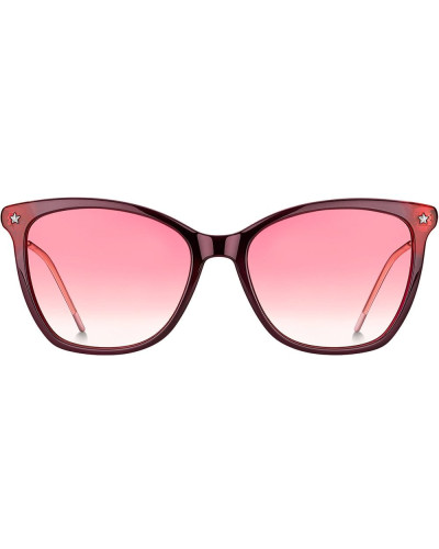 Oversized-Sonnenbrille im Cat-Eye-Design