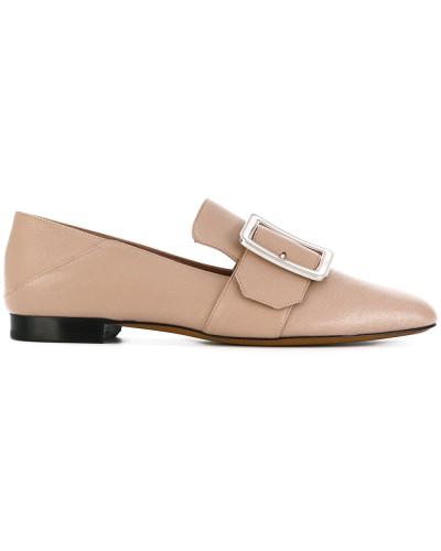 Loafers mit Schnalle