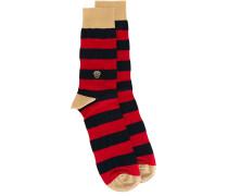 Gestreifte Socken - Unavailable