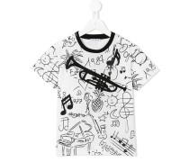 'Jazz Elements' T-Shirt