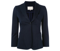- single breasted blazer - women