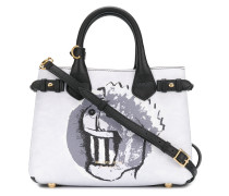 The Banner topprinted tote