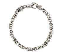 Armband mit byzantinischer Kette