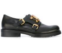 Verzierte Monk-Schuhe
